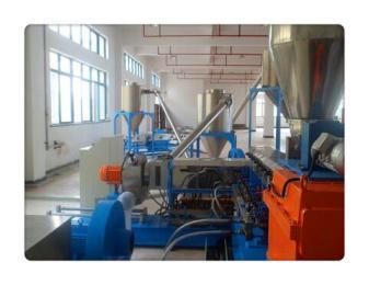 PVC电缆料造粒机,PVC电缆料造粒设备