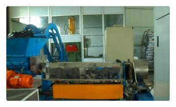 碳黑色母料造粒機 ,碳黑色母料造粒生產線(品牌)