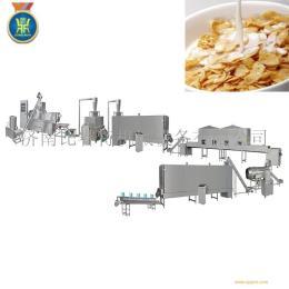 玉米片生产机械早餐谷物加工设备