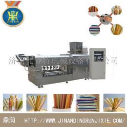韩国大米吸管生产设备可食用吸管生产线