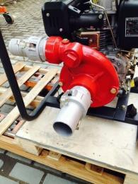 海南薩登3進3出柴油鐵泵