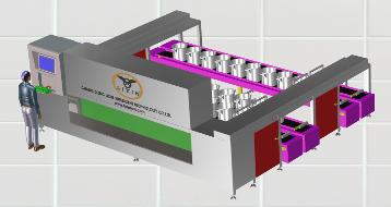 天津isuos LX-SC220B香精香料浓缩型配料生产线/智能配方机