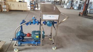 化工液体自动装桶设备磷酸自动分装大桶设备