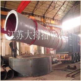 大型全套供應石英砂滾筒干燥機