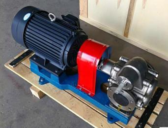 不锈钢齿轮泵,KCB不锈钢齿轮泵