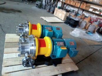 磁力齿轮泵,磁力驱动泵