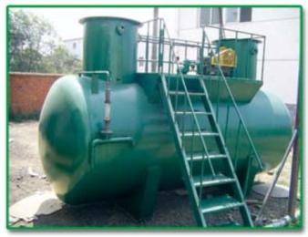 榆林一体化污水处理设备泰源环保清污分流