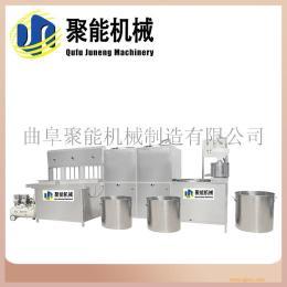 热销厂家无中间商豆腐机设备机械 全自动化豆腐机供应商 聚能豆制品机械