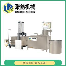 河南周口全自动豆干机 专业的豆腐干烘干机 聚能豆制品设备报价