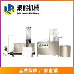 豆腐干零食加工设备 小型豆干机价格极图片 聚能食品机械