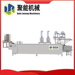 不锈钢豆腐皮机械设备批发厂家 一人就能操作的自动豆皮机
