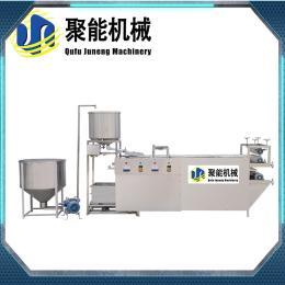 生产豆制品千张皮机械 豆腐皮机小型仿手工