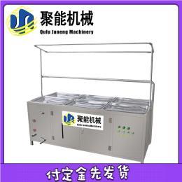 腐竹机多少钱一套 全自动腐竹机生产视频 聚能豆制品环保设备