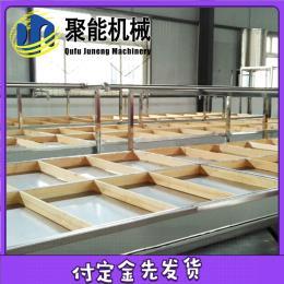 酒店饭店专用腐竹油皮机厂家直销  小型多盒不锈钢腐竹油皮加工设备易操作