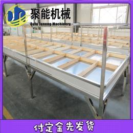 节能腐竹机生产视频 广西桂平腐竹机厂 聚能豆制品环保设备