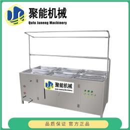 广西腐竹机械设备 中型半自动腐竹机价格 聚能机械豆制品设备加工厂