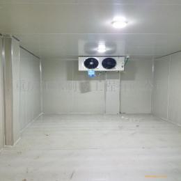 重庆贵州四川恩施肉类冷冻库海鲜水产冻库安装公司厂家设备造价