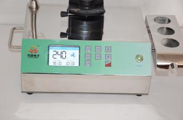 封闭式转数可调型无菌集菌仪