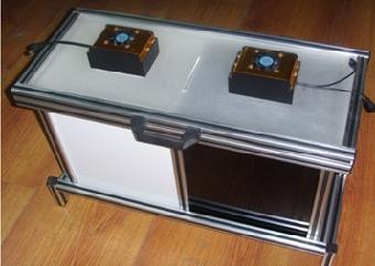 避暗穿梭测试仪 避暗实验视频分析系统