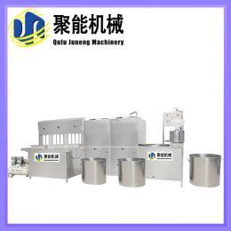 浆渣分离豆腐机制造厂家 全自动豆腐生产机械直销 聚能豆制品设备