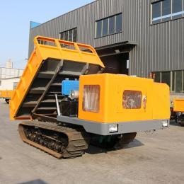 山东佳鹏机械供应JP-6型链轨式运输车 履带式农用货运车