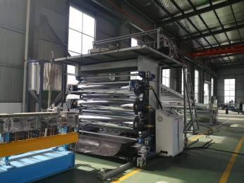 PE片材挤出机(新型)PE片材生产设备(品牌)