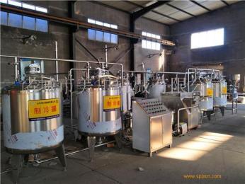 骆驼奶巴氏杀菌机驼奶生产线设备