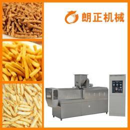 lz夹心米果膨化食品生产机械夹心米果机器生产线厂家直销