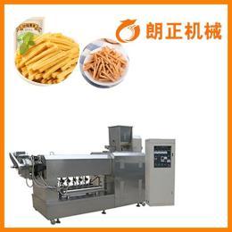 大型膨化食品加工机械特点