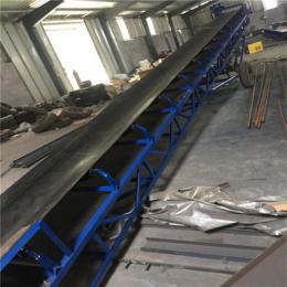 水平水泥化肥物料皮带输送机  不锈钢食品输送带流水线