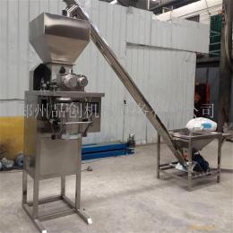 不锈钢高精度粉末包装机
