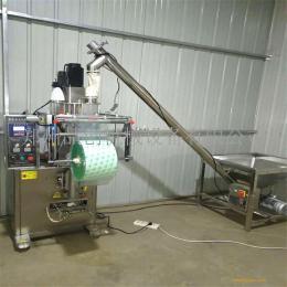 葡萄糖高精度包装机 味精包装机 不锈钢材质白砂糖包装机