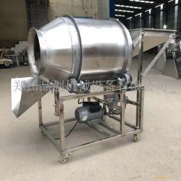 不銹鋼滾筒攪拌機 咸菜醬菜蘿卜條混合機 食品裹粉攪拌機