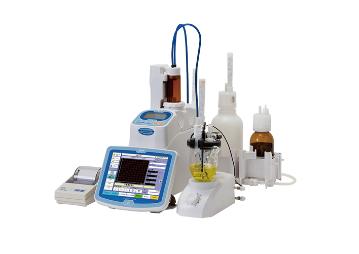 KEM混合法卡尔费休水分测定仪MKH-710M