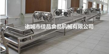 油炸食品摊凉机 不锈钢摊凉设备
