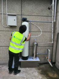 重庆沃蓝LR-1000型锅炉用软化水设备,软化水处理设备厂家