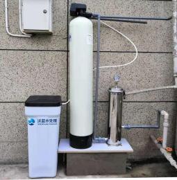 酒店用全自动软化水设备
