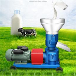养殖场用饲料挤压型颗粒机 牛羊饲料颗粒机