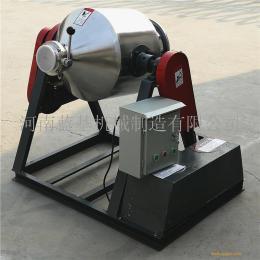 芝麻糊鼓式攪拌機 立式十三香調料拌合機 不銹鋼孜然粉混合設備