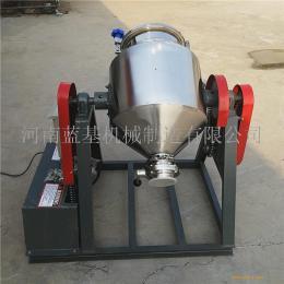 30公斤食品攪拌機 不銹鋼味精攪拌罐 胡辣湯料鼓式混合設備