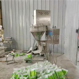 高精度白糖包装机 电子计量红糖灌装机 不锈钢食用盐冲包机