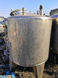 出售全新不锈钢储罐
