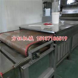做定远县铁板干的机器 全自动烫皮烘干机