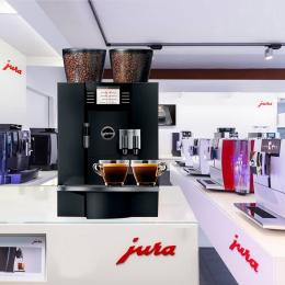 JURA/优瑞723 GIGAX8C商用全自动咖啡机
