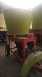 大型圆盘式草捆粉碎机大型90型草捆粉草机