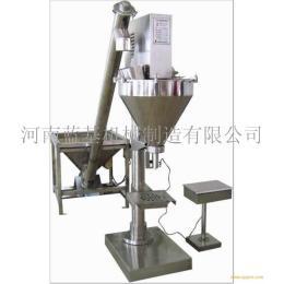 不锈钢粉末包装机 自动计量食品用辣椒面灌装机 高精度食用盐灌包机