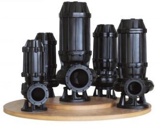 雙道串聯機械密封安全可靠專業污水泵