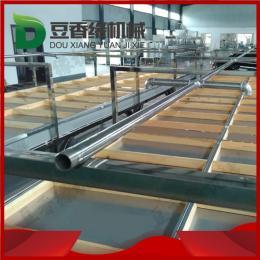 节能环保腐竹机生产视频 新款腐竹油皮机厂家教技术