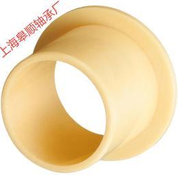 上海皋顺 耐磨法兰轴承 易格斯JFM同品质工程塑料轴套尼龙套 厂家直销