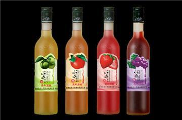 水果深加工果酒生产线中小型全自动年产500吨生产设备